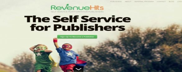 Revenuehits – alternatywa do AdSense