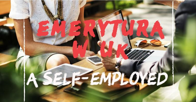 Emerytura w uk a self-employed