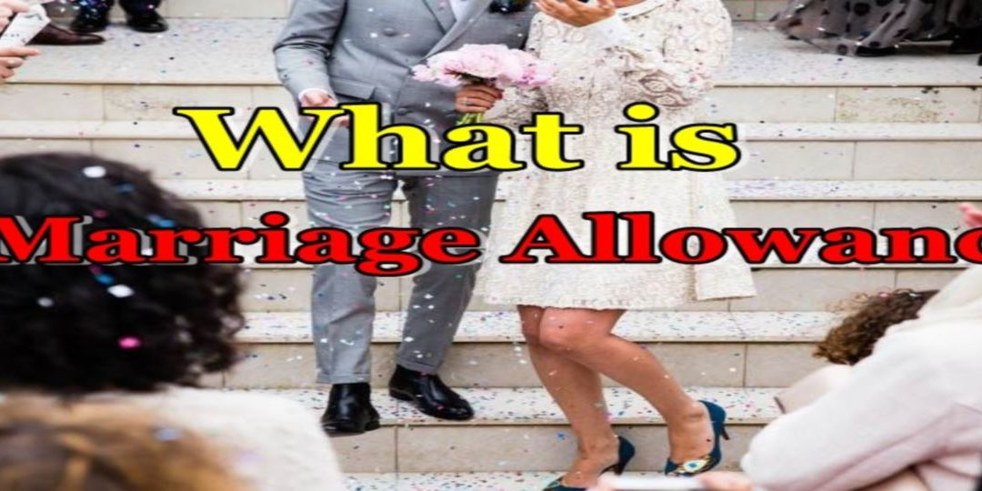 Co to jest Marriage Allowance