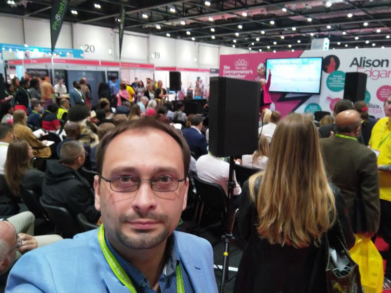 The largest business fair in London