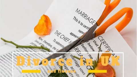 Divorce in UK and finance