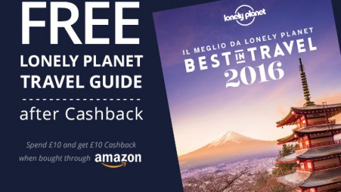FREE Lonely Planet Travel Guide