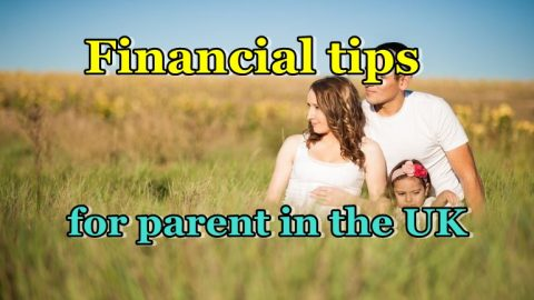 Financial tips for parents in the UK