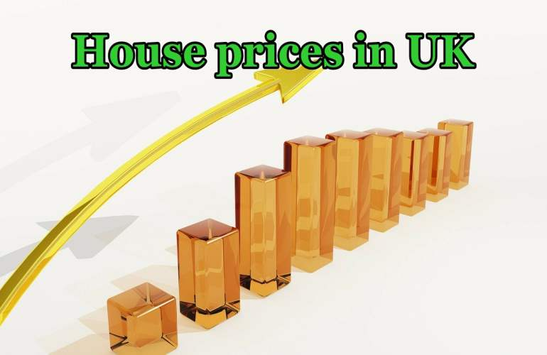House prices in UK