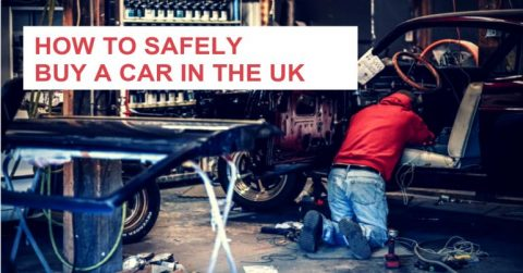 How to safely buy a car in the UK