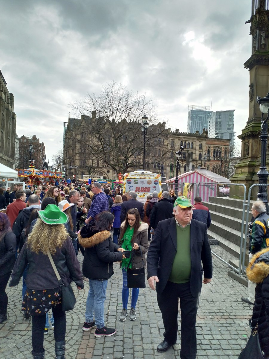 Manchester St Patrick's Day Festival 10