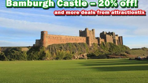 New offers from Attractiontix