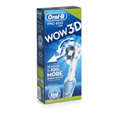 Oral B Professional Care 600 Electric Toothbrush