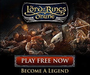 The Lord of the Rings gra online typu MMORPG