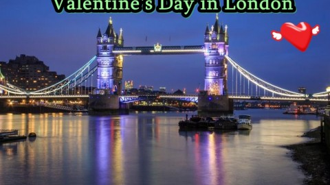 Valentine's Day in London