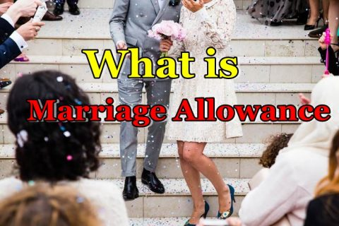 What is Marriage Allowance