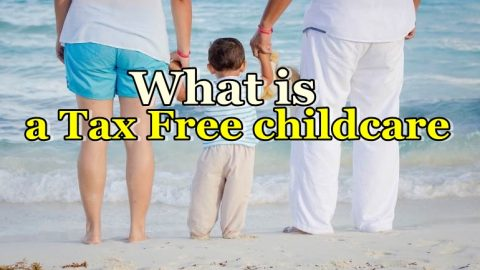 What is a Tax-Free childcare