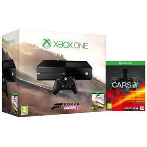 Xbox One Console - Includes Forza Horizon 2 & Project Cars