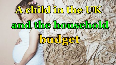 A child in the UK and the household budget
