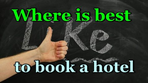 Where is best to book a hotel